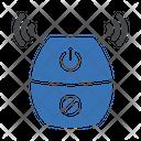 Wireless Gadget Power Icon