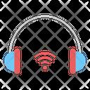 Device Earphone Internet Icon