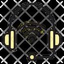 Headset Headphone Music Icon