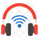 Wireless Headphone Icon