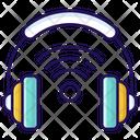 Wireless Headphones Headset Earbuds Icon