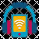 Wireless Headphones Icon