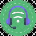 Headphones Gaming Gear Gaming Headphones Icon