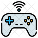 Joystick Game Controller Console Icon