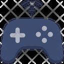 Wireless Joystick Joystick Gaming Icon