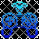 Wireless Joystick Icon