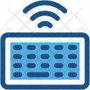 Wireless Keyboard Computer Icon