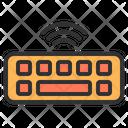 Wireless Keyboard Keyboard Smart Keyboard Icon