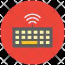 Wireless Keyboard Hardware Icon
