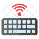 Wireless Keyboard Icon