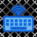Wireless Keyboard Keyboard Wireless Icon