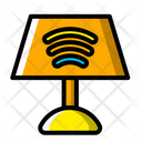 Wireless Lamp Icon