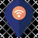 Wireless Location Icon