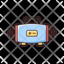 Wireless Loudspeaker Icon