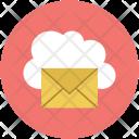 Icloud Cloud Correspondence Icon