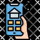 Wireless Mobile Wireless Mobile Icon