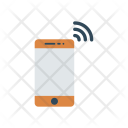 Wireless Mobile Icon
