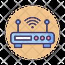 Wireless Modem Modem Wireless Icon