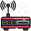 Internet Modem Wireless Icon