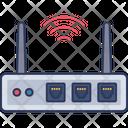 Wireless Modem Wireless Wifi Router Icon