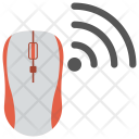 Mouse Wireless Pointing Icon