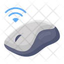 Wireless Mouse Input Device Computer Accessory Icon
