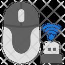 Wireless Mouse Icon