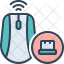 Wireless Mouse Tool Icon