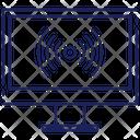 Online Technology Internet Icon