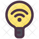 Internet Technology Wireless Network Idea Technology Idea Icon