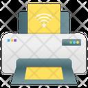 Wireless Printer Icon