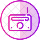 Wireless Radio Icon