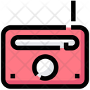 Wireless Radio Icon