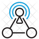 Wireless Repeter Icon