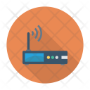 Wireless routeer Icon