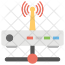 Wireless Router Icon