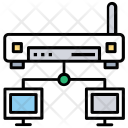 Access Router Server Icon