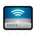Wireless Wifi Router Icon