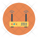 Wireless Modem Device Icon