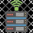 Wireless Server Icon
