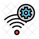 Wireless Setting Icon