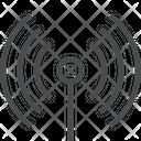 Wiireless Wifi Wifi Sign Icon