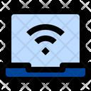 Wireless Signals Icon