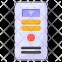 Smart Cpu Wireless Cpu Wireless Processing Unit Icon