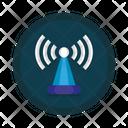 Wireless Wifi Internet Icon