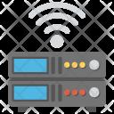 Wireless Web Wifi Icon