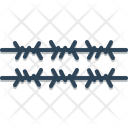 Wiring Barbed Wire Icon