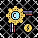 Wiring Maintenance Icon
