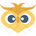 Wisdom Graduate Owl Owl Sage Icon