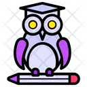 Knowledge Wisdom Education Icon